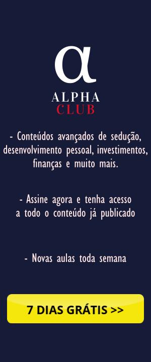 alpha club por 7 dias grátis