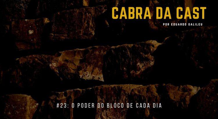 023. O PODER DO BLOCO DE CADA DIA - blog